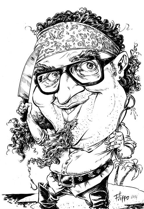 schnellzeichner STEFAN MARQUARD karikatur