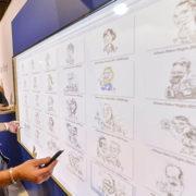 schnellzeichner digital karikaturist